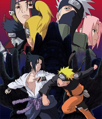 Naruto Shippuuden 29-30
