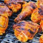 دجاج مشوي بالرايب