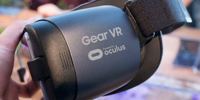 Samsung Gear VR with controller Hands-on